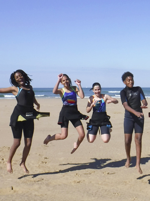 Vendee Surf Schools Accueil collectif mineurs